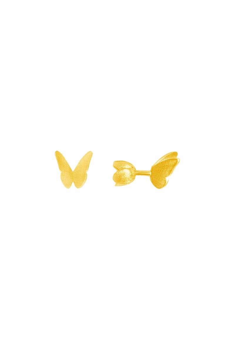 Пусеты Бабочки_1