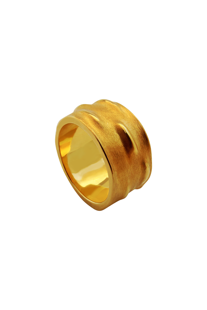 Кольцо «Бархан»_1