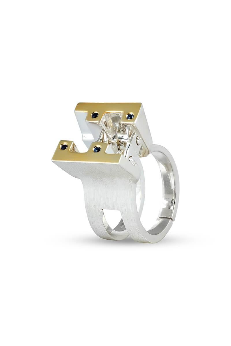 Кольцо Краб_1