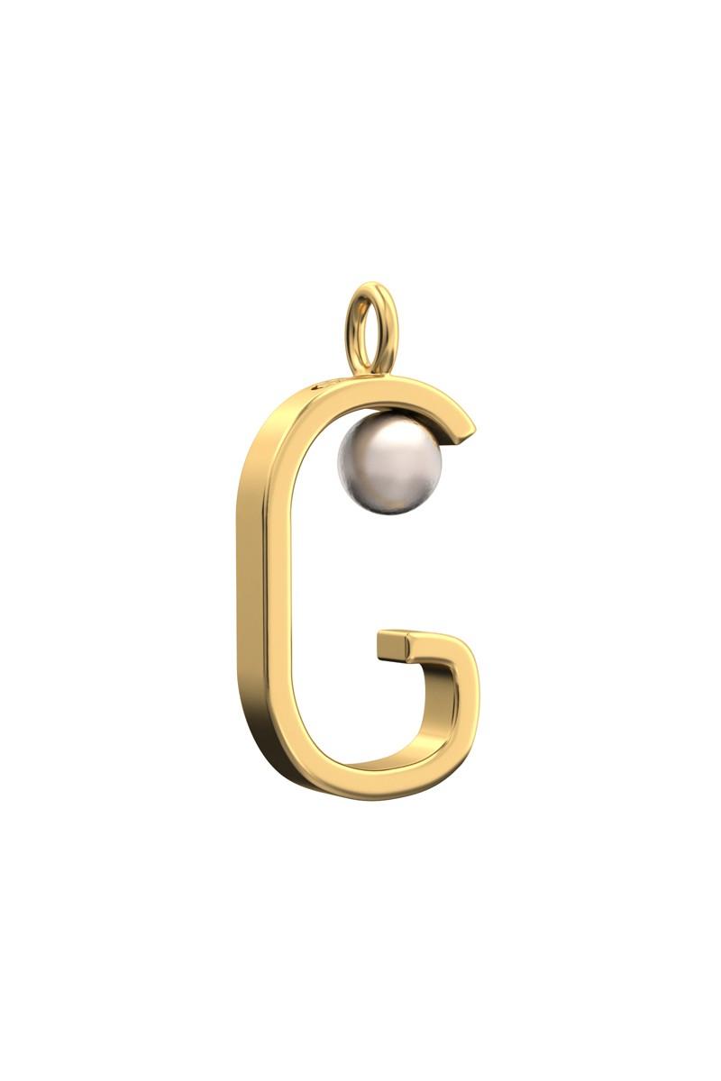Подвеска-буква G_14