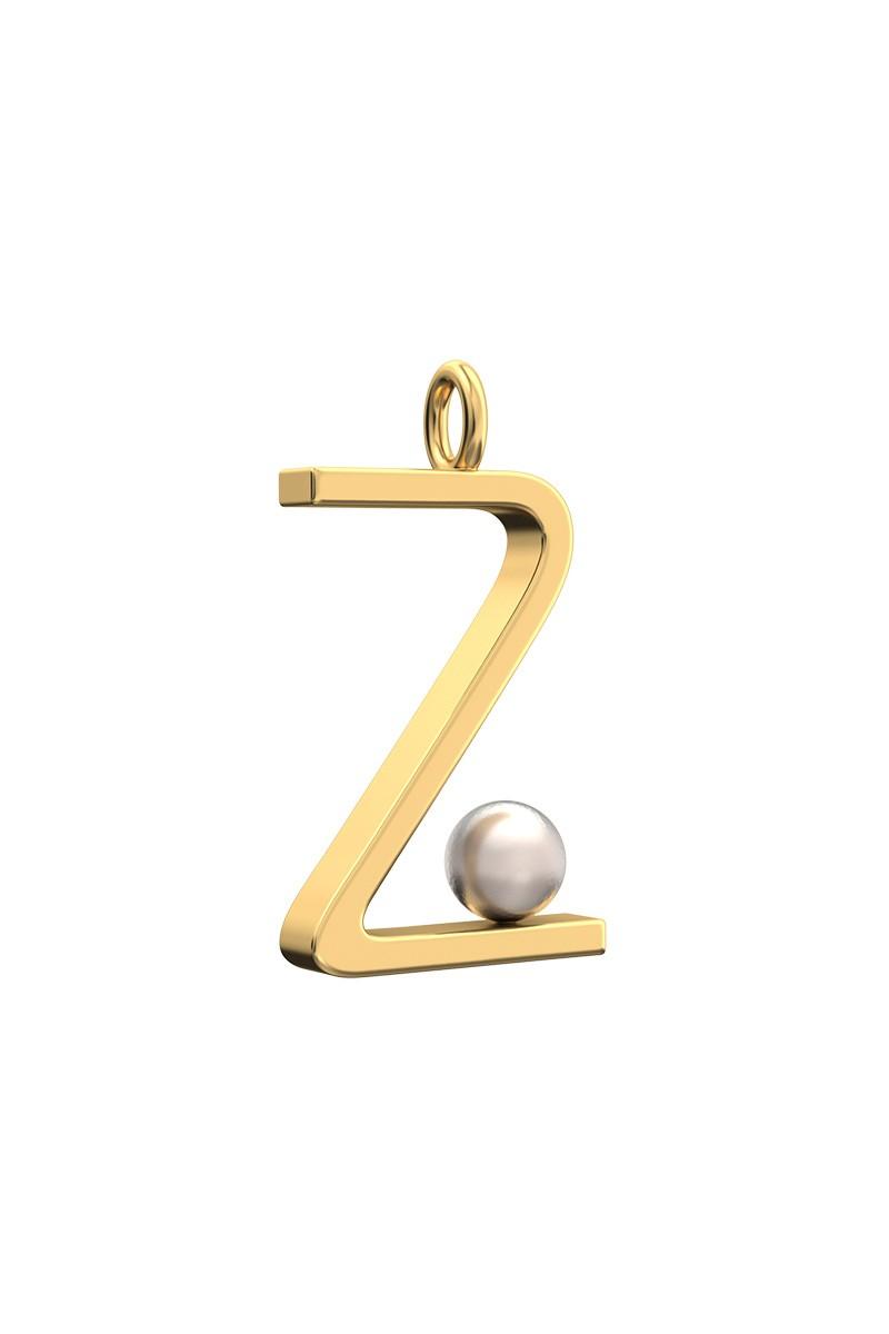 Подвеска-буква Z_17