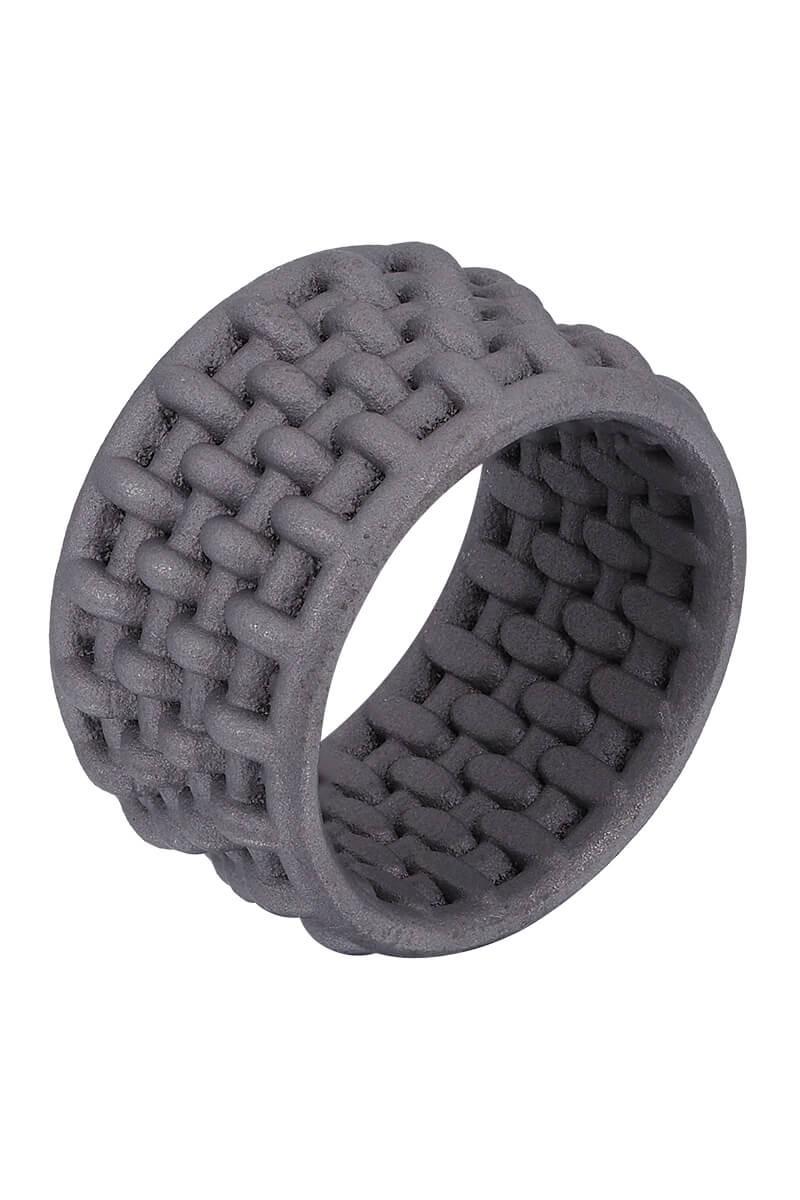 Кольцо Textile Titan_1