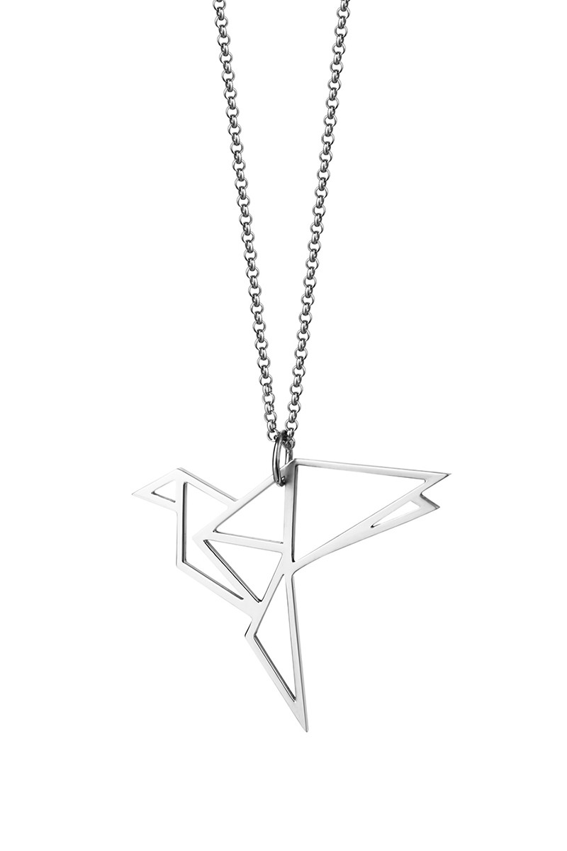 Подвеска Origami Bird_1